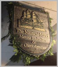 Nautical Mind Store Sign