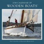 2018 wooden boats calendar