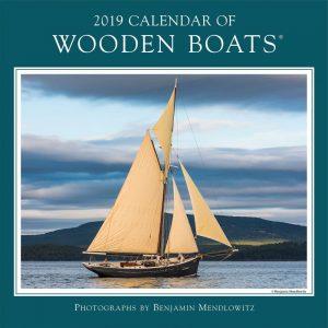 2019_Calendar_wooden-boats