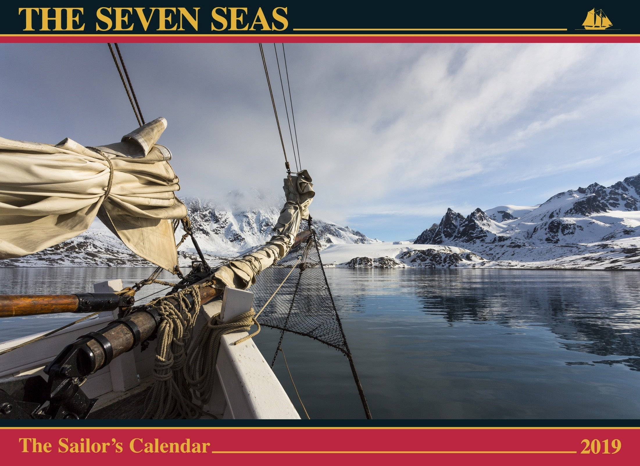 seven seas calendar 2020 the sailors calendar