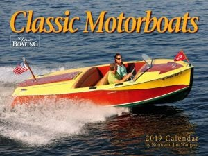 Classic Motorboats 2019