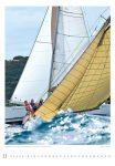 Faszination Yachtsport 2018 Calendar 11