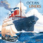 Ocean Liners Calendar 2019