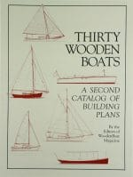 Thirty-Wooden-Boats