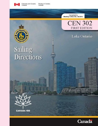 Sailing-Directions-Lake-Ontario-CEN302E