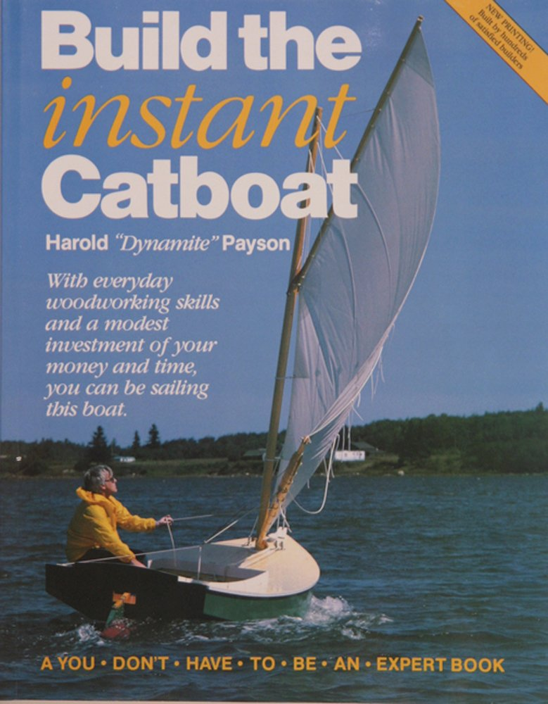 Instant Boats Teal : Build the instant catboat nautical mind
