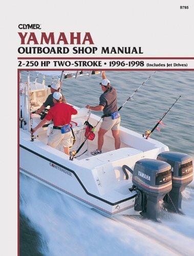 Yamaha 2-250 hp 2-Stroke Outboards '96-'98