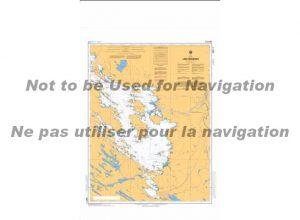 Chart 6021 - Lake Muskoka