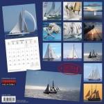 Segeln Calendar 2016 Back
