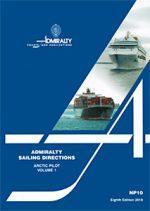 Admiralty Sailing Directions Arctic Pilot Vol. I