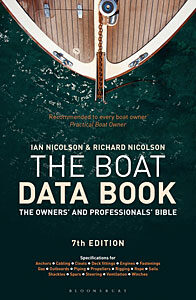 Boat Data Book: The Owner's and Professional's Bible