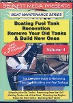 Boating Fuel Tank Renovation: Remove Old Tanks & Build New Ones