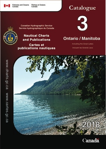 Canadian Chart Catalogue # 3: The Great Lakes [PDF] by