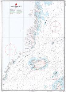 Danish Chart 2000: Gronlands Ostkyst (Greenland)