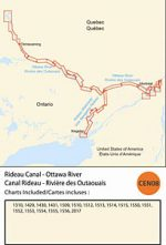 RM-CEN08 Rideau Canal – Ottawa River