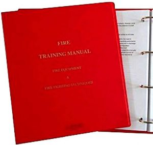 Fire-Training-Manual