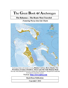 Great Book of Anchorages: The Bahamas