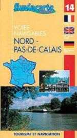 Guides Fluviacarte 14: Nord-Pas-de-Calais