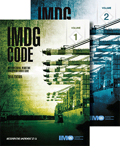 IMDG (International Marine Dangerous Goods) Code 2014