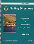 Sailing Directions: Cape North to Cape Canso (including Bras d'Or Lake)