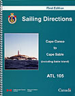 Sailing Directions: Cape Canso to Cape Sable (including Sable Island)