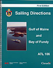 Sailing Directions: Gulf of Maine and Bay of Fundy