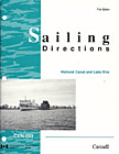 Sailing Directions: Welland Canal and Lake Erie