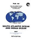 Sailing Directions: South Atlantic Ocean & Indian Ocean (Planning Guide) Pub.160