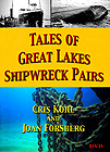 Tales of Great Lakes Shipwreck Pairs