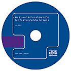 Rules and Regulations For the Classification of Ships, CD-ROM
