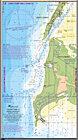 Chart: Bimini Islands and Crossings of Straits of Florida