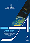 Admiralty List of Radio Signals (ALRS), Vol. 5: Global Maritime Distress & Safety System