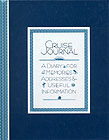 Cruise Journal: A Diary For Memories, Addresses and Useful Information