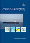 Guidelines for the Design, Operation & Maintenance of Multi-Buoy Moorings(ebook)