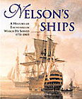 Nelson's Ships: A History of the Vessels in which He Served