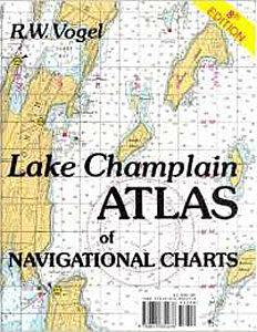 Lake Champlain Atlas of Navigational Charts