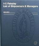 IHS Fairplay List of Shipowners