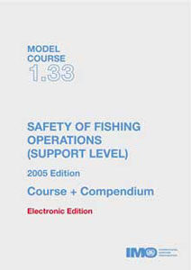 Model Course 1.33: Safety of Fishing operations (Support level) (ebook)