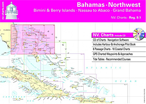NV-Charts Region 9.1: Bahamas–Northwest