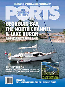 PORTS Cruising Guide: Georgian Bay, The North Channel & Lake Huron