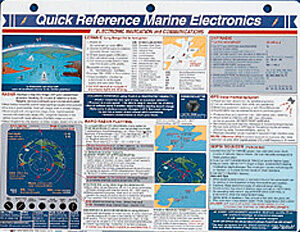 Quick Reference Card: Marine Electronics