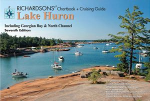 Richardsons' Chartbook: Lake Huron including Georgian Bay & North Channel