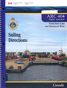 Sailing Directions: Great Slave Lake & Mackenzie River