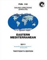Sailing Directions: Eastern Mediterranean (Enroute) – Pub. 132