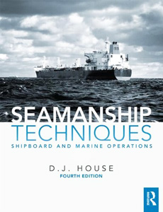 Seamanship Techniques: Shipboard and Marine Operations�/></a><br/> </td>  </tr>  <tr> <td align=