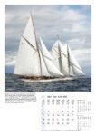 Beken Classic 2021 Calendar Inside