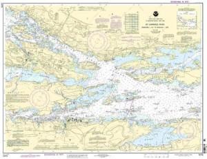 14772 Ironsides Island NY to Bingham Island ON