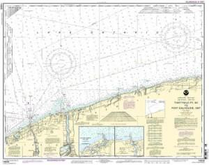14806 Thirty Mile Point, N.Y., to Port Dalhousie, Ont.