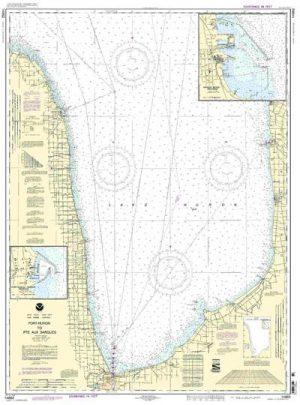 14862 Port Huron to Pte aux Barques