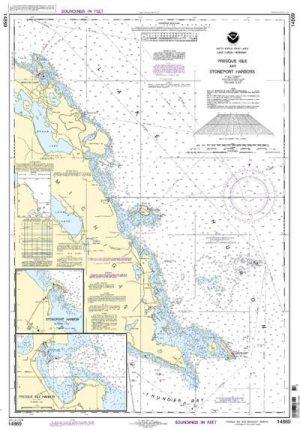 14869 Thunder Bay Island to Presque Isle